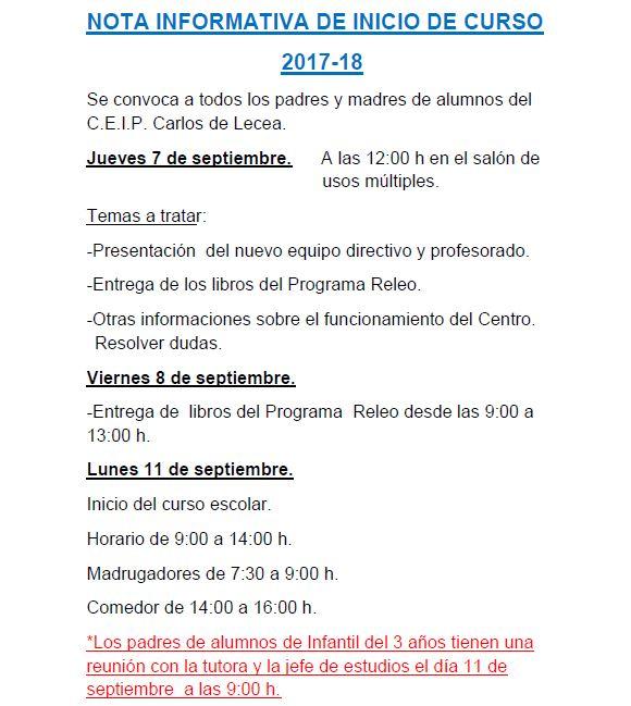 Ceip carlos de lecea - Beca comedor valencia 2017 18 ...
